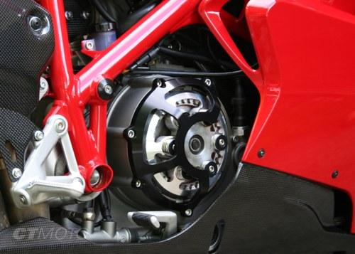 Ducati   Clutch Cover