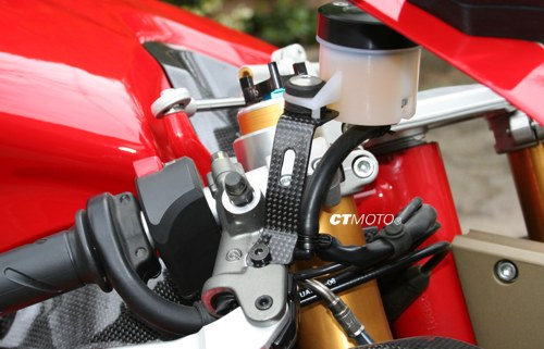 Ducati Panigale 899 1199 Carbon Fibre Parts